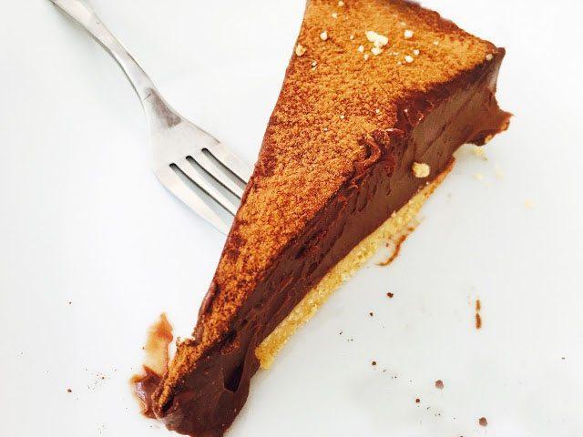 Шоколадова торта Трюфел