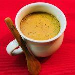 Мерджемек с чушки - турска крем супа от червена леща