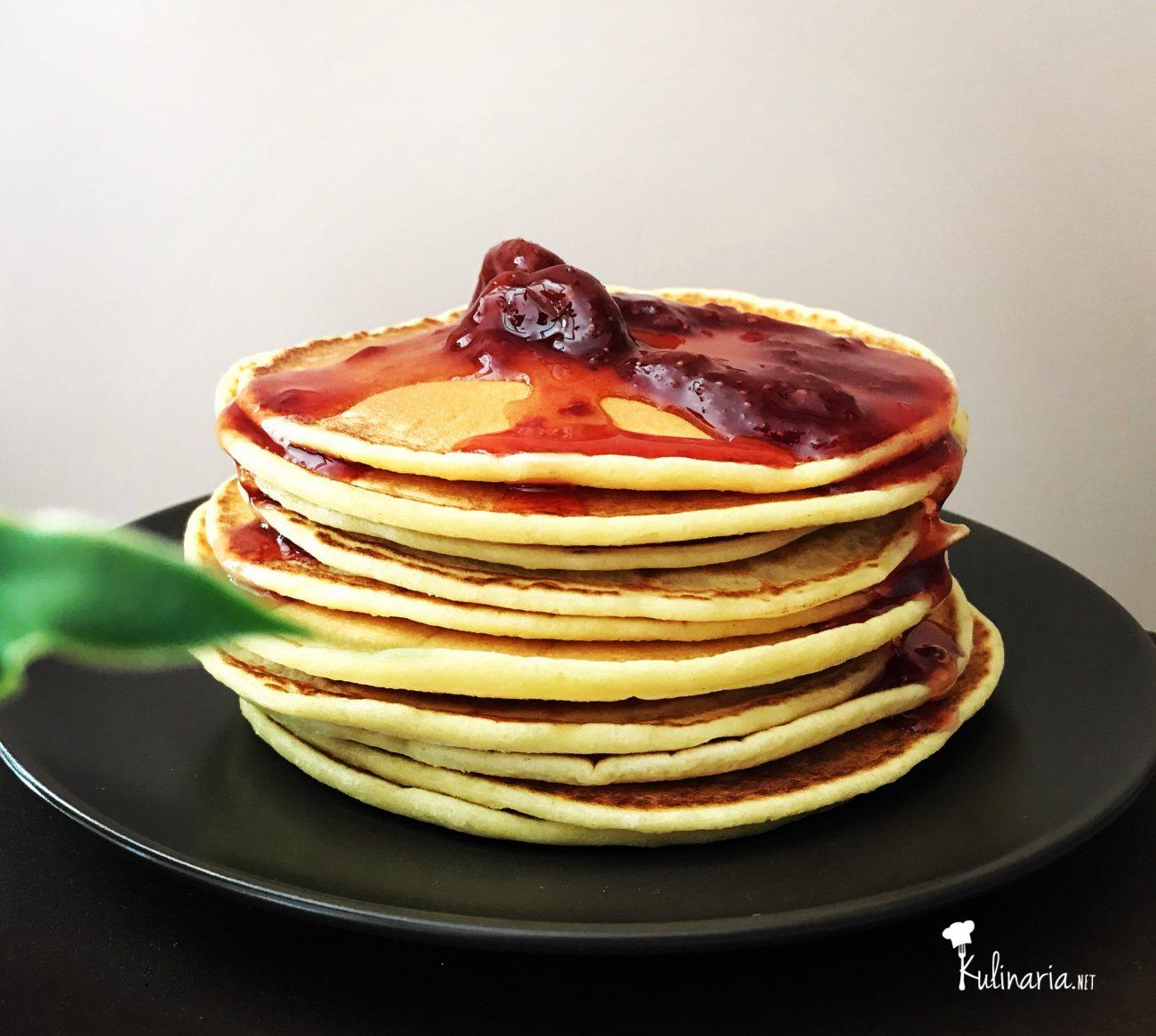 Американски палачинки (American pancakes)